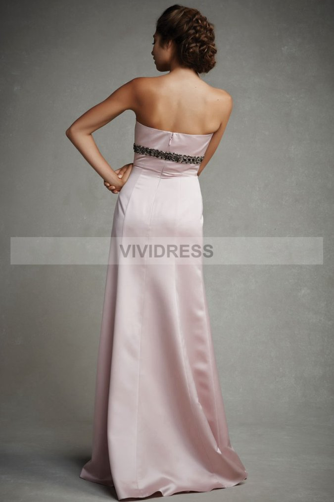 Floor-Length Bridesmaid Dresses