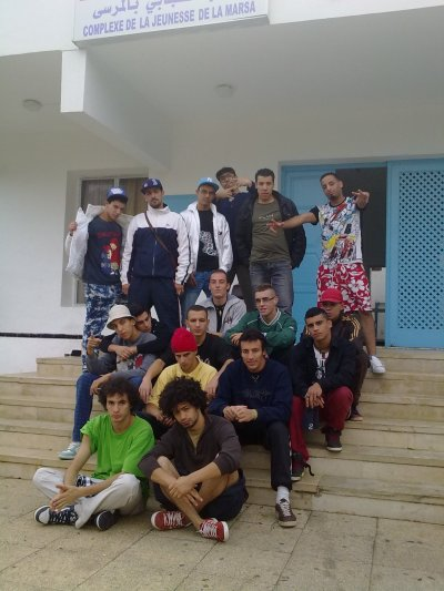 FreeStyle Tunisia 2010 ( Fusion Force Crew Vs Game Over Crew) Doooooooooooope Battle