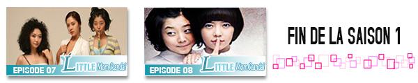 [ Little mom scandal ] Projet en cours