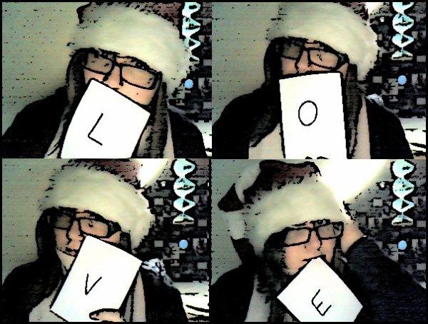 ___ ___ _______→ L.O.V.E. !. ♥___