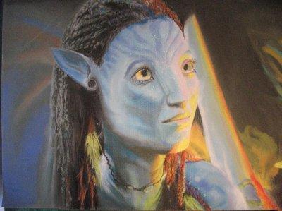 3. Avatar - Neytiri