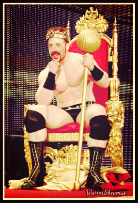 ♥ Ta source sur le merveilleux The King Sheamus ♥