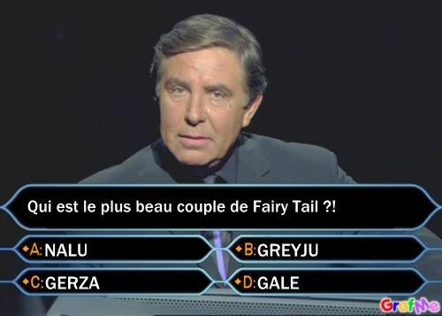 Qui veut du Fairy Tail ?! n°1 <3