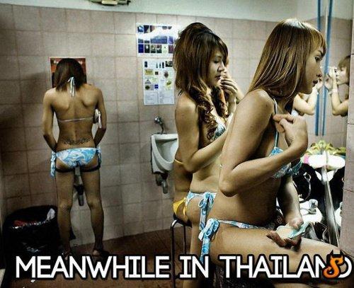 in Thaïlande ♥