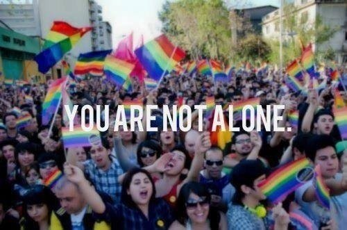 We are Not alone ♥ ! <3