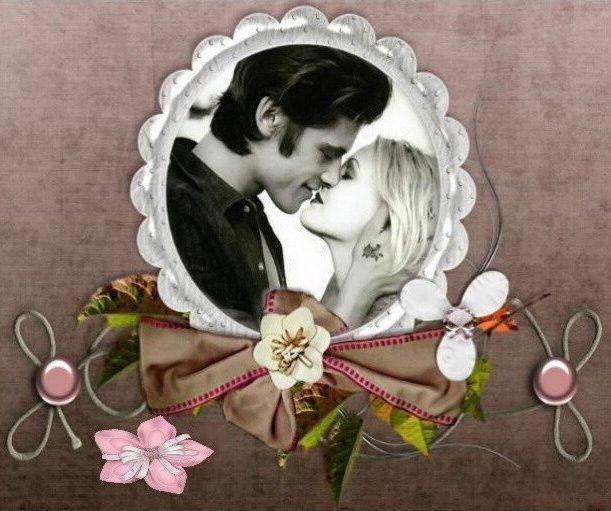 ♥...Tu es l'amour de ma vie...♥