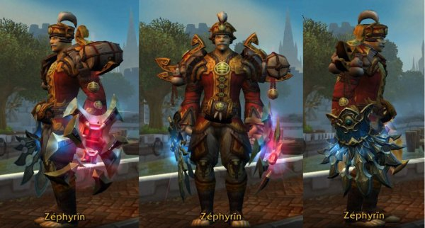 Blog World of Warcraft de Zephyrin Medivh