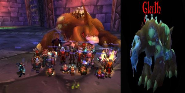 WOLTK: NAXXRAMAS  :  25  WOLTKL'AILE DES ABOMINATIONS: