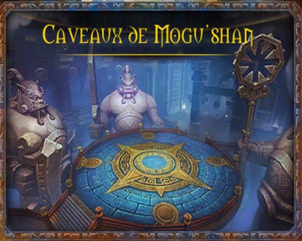 PAND: Le Caveau de Mogu'Shan