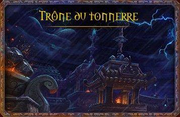 PAND: Trône du Tonnerre