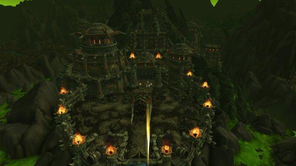 WOD: Asseaut des flames infernales