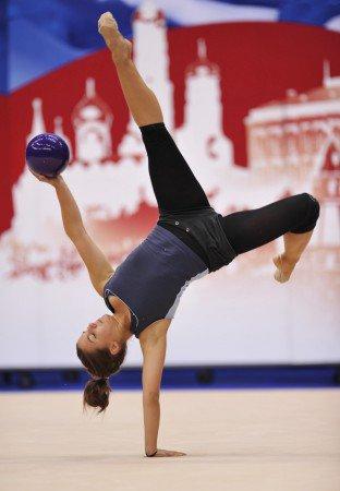 RG World Championship Moscow 2010