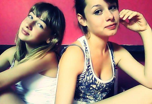Ma soeur . <3