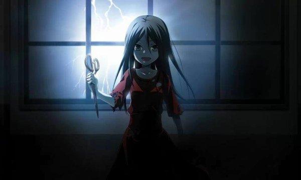 Corpse party:tortured souls, excellent mangas d'horreur *^* préparée vous au suspense et au frisson hehe :3
