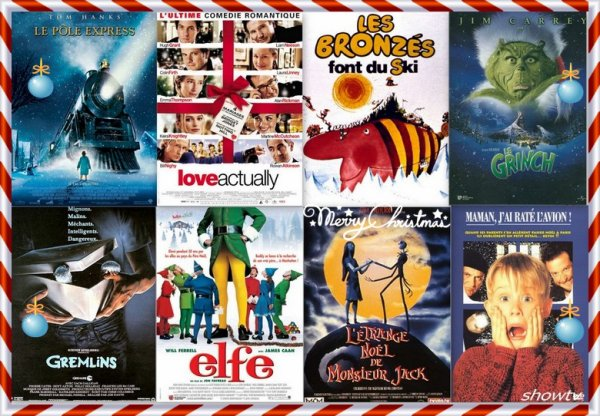 Films à voir à Noel