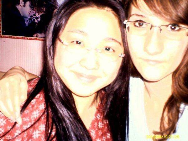 Mizuki & Moi !!! XD