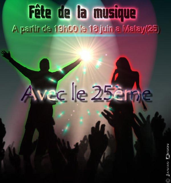Concert Le 25ème