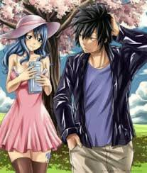 couple de Fairy Tail