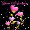 ♥ Bonne St Valentin à tous les amoureux ♥