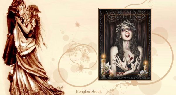 Vampire, le monde des ombres-collectif