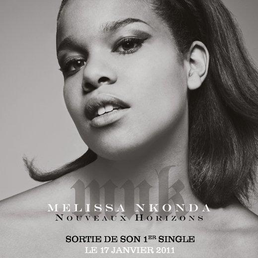 """1er single """"Nouveaux Horizons"""", sortie le 17 janvier 2011"""