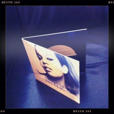"""1er album """"Nouveaux Horizons"""" dans les bureaux du label (version promo)  !"""