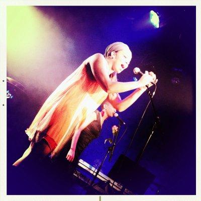 Photos du concert au Sentier des Halles !