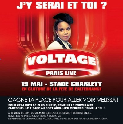 Gagnez vos places pour le Stade Charlety !