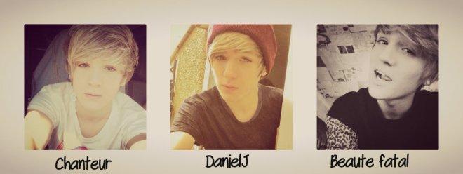 Cover #1 DanielJ♥