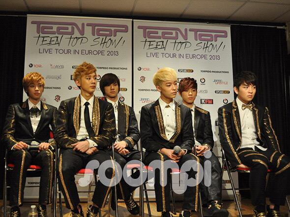 Les Teen Top~ ♡