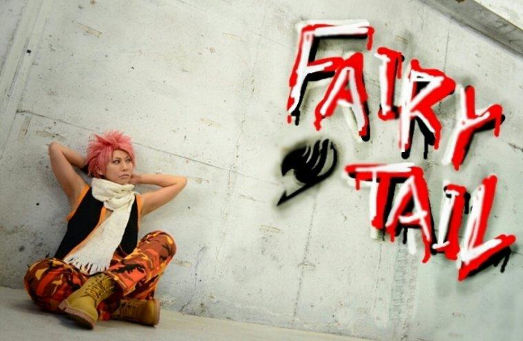 Fairy Tail: Natsu