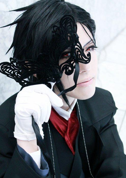 Black Butler/Kuroshitsuji: Sebastian Michaelis