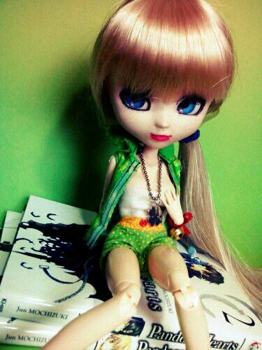 Photo de ma petite Ninon ?