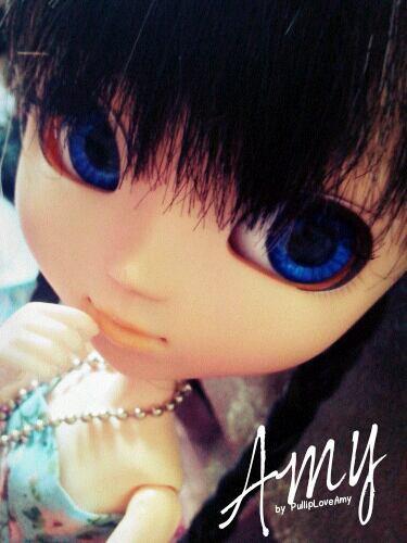 Ma p'tite Amy