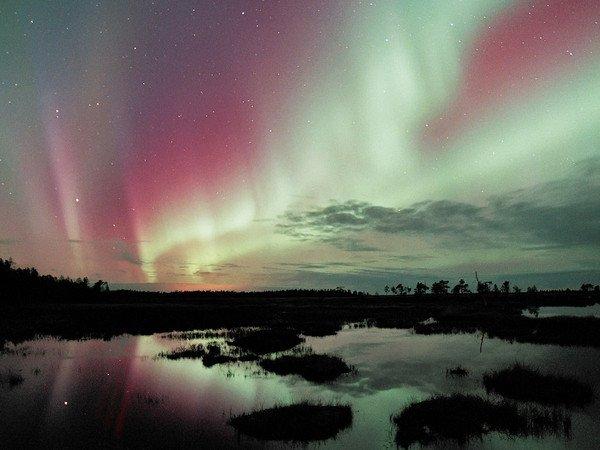 aurore boréal