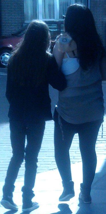 Lidia & Jessica !