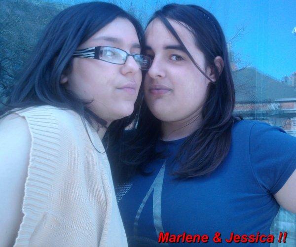 Marlène Da Silva & Jessica Valadares  ! ♥