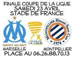 Coupe de la Ligue CdL: OM-Montpellier en direct