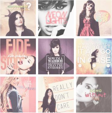 Demi, 4ème album de Demi Lovato *-* ♥