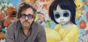 "En interview pour son prochain film: "" big eyes """