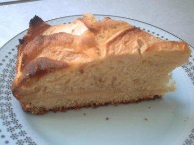 GATEAU POMME CANNELLE (recette portugaise)Recette de cuisine 4.00/5