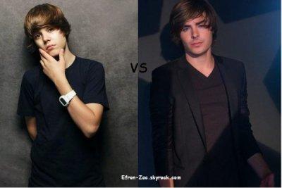 Zac                                                 Justin