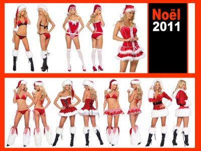 Les fi filles en Sex Noel Bravo........