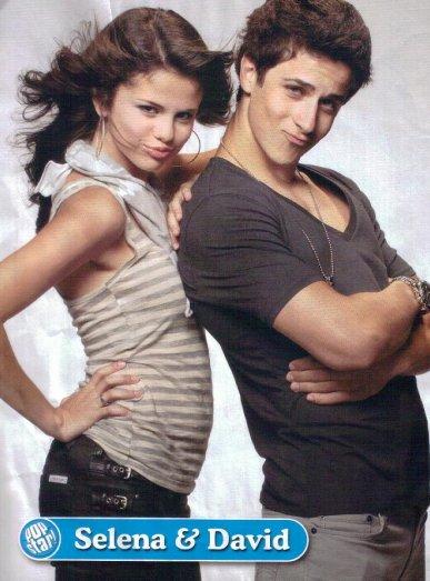 David Henrie et Selena Gomez