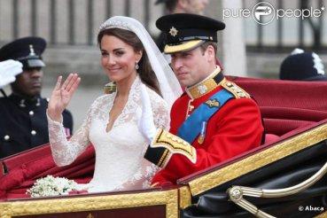 Le mariage du Prince William