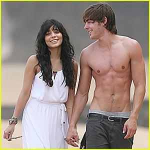Vanessa et Zac