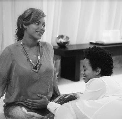 Beyonce Serait Encore Enceinte
