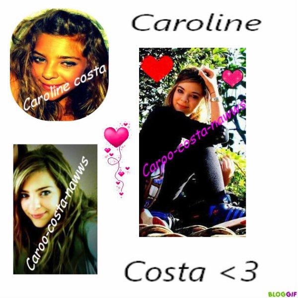 Caroline Costa <3