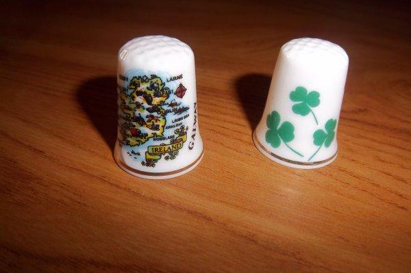 une amie m'a envoye deux venant de l'irlande