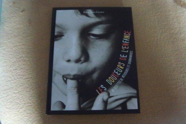 j'ai acheté ce livre les douceurs de l'enfance de phillippe gobet &lenotre